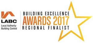 LABC Finalist Awards Logo